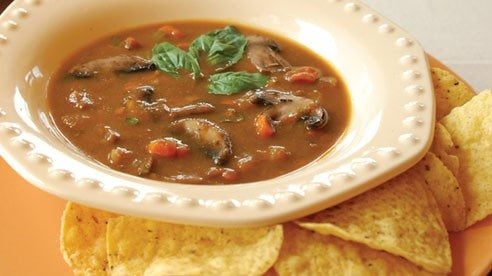 Try this easy chili recipe on a brisk autumn day. It cooks in only 60 minutes.