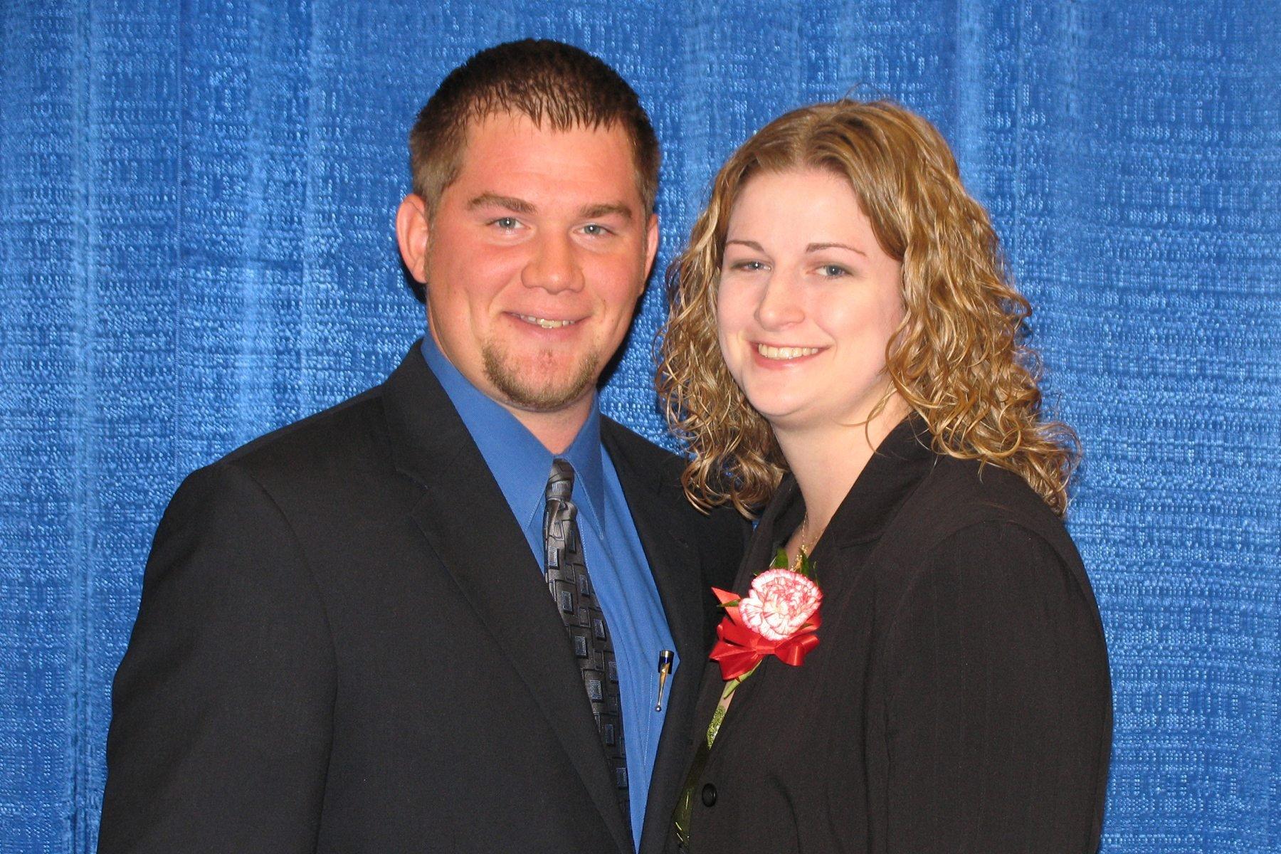 Ryan and Nikki McClure