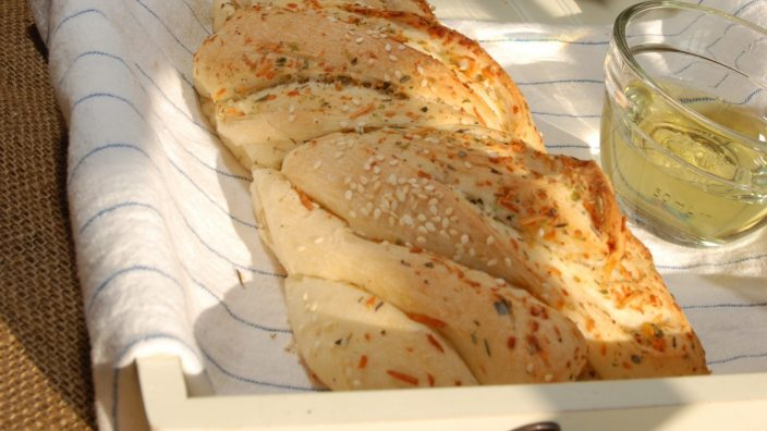 Provence Twist Bread