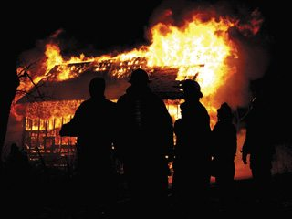 Barn fires can present unique obstacles for firefighters who often deal with residential or commerical structure fires.