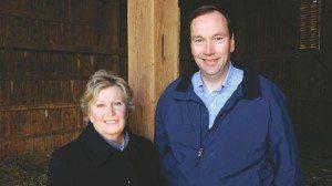 John and Joanna Mitchell