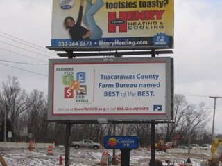 Best of the Best Billboard