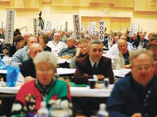 Farmers who were locally elected in every Ohio county voted on OFBF policy at the annual meeting.