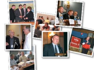 In 2009, farmers worked to debate & establish positions on important issues & advocated for Ohio ag at all levels.