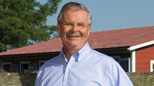 John C. (Jack) Fisher, Ohio Farm Bureau executive vice president