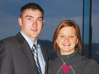 Matt and Rachel Heimerl will chair the Young Agricultural Professionals Advisory Team.