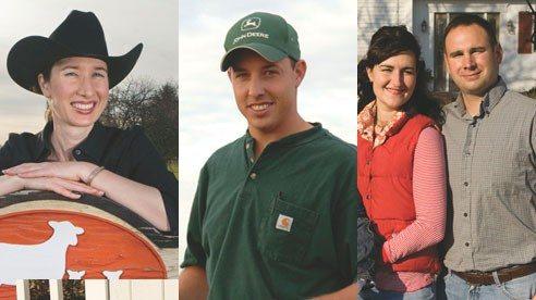 Katherine Harrison, Cody Kirkpatrick, Kristin and Matt Reese