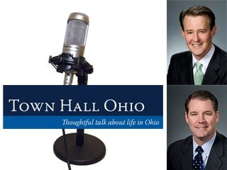 Redfern (top) and Dewine (bottom) talk about HSUS' move on Town Hall Ohio.