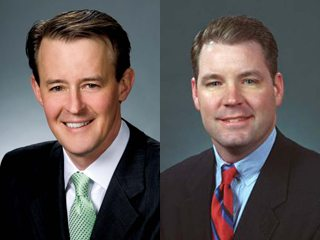 Chris Redfern (D), Kevin DeWine (R)