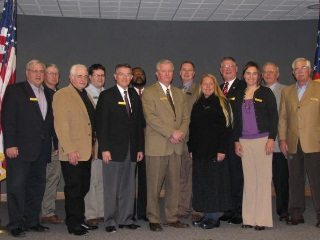 The Ohio Livestock Care Standards Board convened for the first time on Tuesday at the Ohio Department of Agriculture