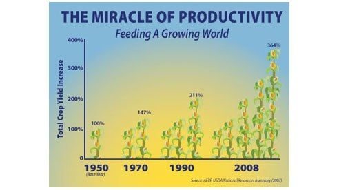 1 — The Miracle of Productivity