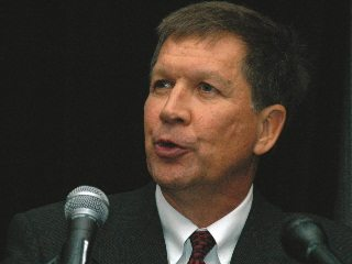 Governor-elect John Kasich spoke to OFBF members earlier this year during an event in Columbus.