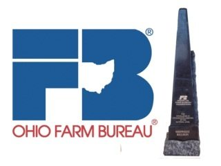 American Farm Bureau Federation presented OFBF with the traveling FBACT trophy for the second consecutive time.