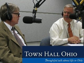 Click the video above to watch Rep. Batchelder talk about his duties in the Town Hall Ohio radio studio.