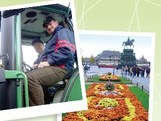 Spend three weeks in Germany as part of an AFBF-sponsored agriculture study tour.