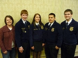 Diary of Kellie Warner- Ag Teacher & FFA Advisor