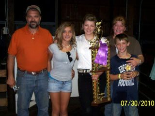 Dave & Kathy Hiltbrand and family