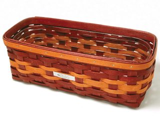 From April 1 to Nov. 8, anyone visiting Longaberger Homestead will have be able to make their own Our Ohio Basket.