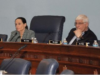 Ohio Reps. Jean Schmidt and Bob Gibbs recently held a congressional hearing on pesticide regulations.