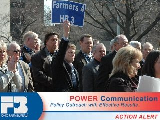 Farmers rallied at the Statehouse earlier this year. Now more steps are needed to help end the Estate Tax.