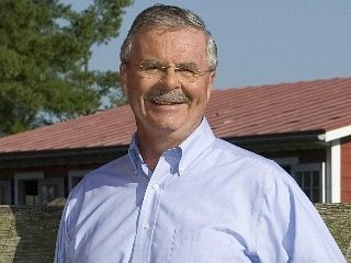 Ohio Farm Bureau Executive Vice President Jack Fisher