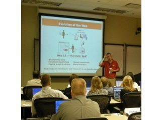 Ohio Farm Bureau's hands-on social media training