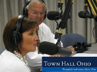 Ohio Lt. Gov. Mary Taylor joins Ohio Farm Bureau's Jack Fisher on Town Hall Ohio