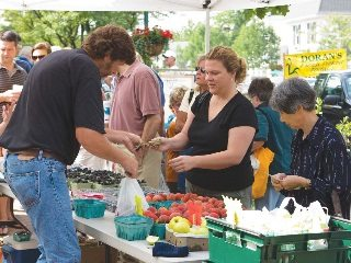 One thousand new farmers markets have been recoreded with USDA.