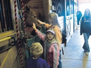 Agritourism is an economic driver.