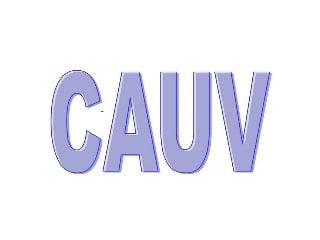CAUV3