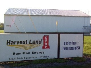 Harvest Land Co-op and BCFB...working for agriculture in Butler County