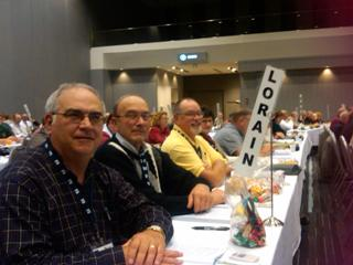 Al DiVencenzo, John Born, Rick Carlson, Sandy Denes, Ron Pickworth