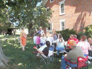 Preble County Farm Bureau's Grow It Know It seminar