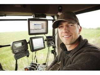 Farmers and ranchers rely on the accuracy of GPS for precision agriculture
