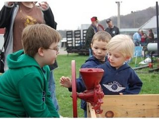 Fun for the whole family at Ag Days in Fairfield County.