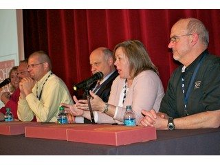 A panel featuring the Animal Agriculture 202 speakers provided an open forum for first responders to ask questions.