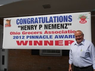 Ohio Grocers Association Winner