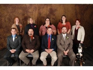 Current Young Ag Professionals Advisory Team members
