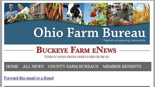Buckeye Farm eNews