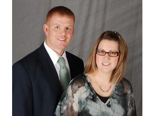 2011 Excellence in Agriculture contest winners Scott and Tracie Isler