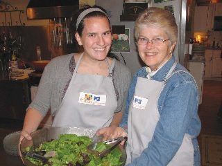 Cooking classes are often among Grow and Know events.