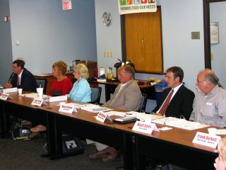 State policy development committee members meet for the first time this week to learn about emerging issues.