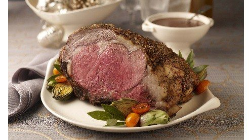 This recipe goes well with our Herb Seasoned Rib Roast.