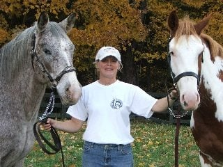 Ann Frederick wrote a guest column for her fellow horse owners as part of Hamilton County's award winning program.