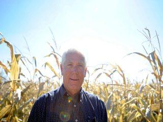Athens County Farm Bureau President David Bright