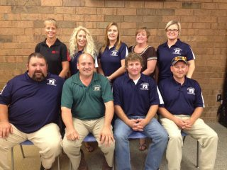 2013 Pike County Board Members and Action Team Leaders