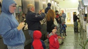 Through tours and events, the Hastings family is helping people explore how their food is produced.