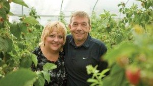 Ann and Dan Trudel, Knox County Farm Bureau members