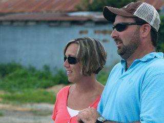 Alan and Kristin Hudson