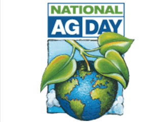 National Ag Day is March 19, 213